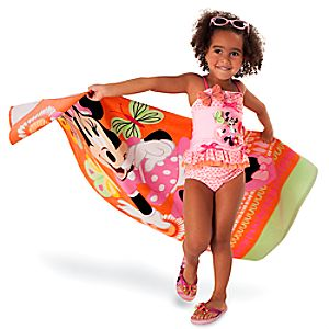 Minnie Mouse Clubhouse Swim Collection for Girls