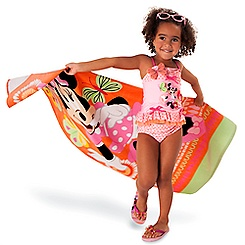 Minnie Mouse Clubhouse Deluxe Swim Collection for Girls