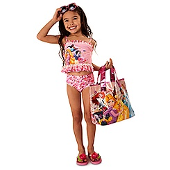 Disney Princess Deluxe Swim Collection for Girls