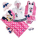Minnie Mouse Tankini Swim Collection for Baby