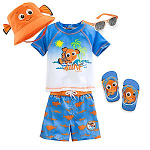 Finding Nemo Swimsuit Collection for Baby Boy