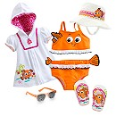 Nemo Costume Swimsuit Collection for Baby Girl
