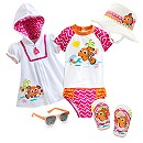 Nemo Rash Guard Swimsuit Collection for Baby Girl
