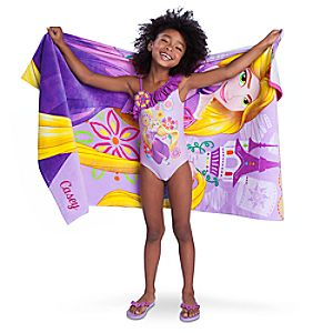 Rapunzel Swimwear Collection for Girls