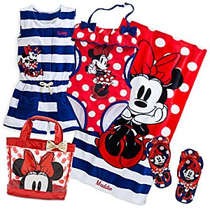 Minnie Mouse Swimsuit Collection for Girls