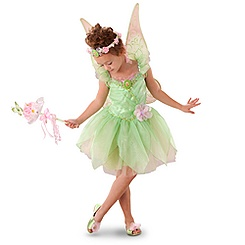 Tinker Bell Costume Collection for Girls