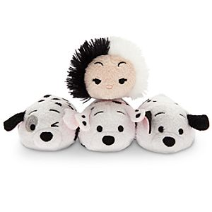 101 Dalmatians ''Tsum Tsum'' Mini Plush Collection