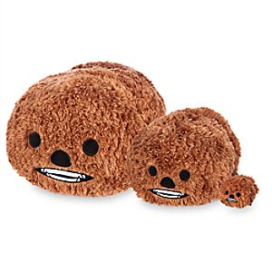 Chewbacca ''Tsum Tsum'' Plush Collection