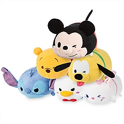Disney Medium ''Tsum Tsum'' Plush Collection