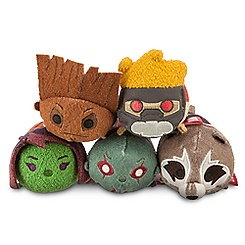 Guardians of the Galaxy Mini ''Tsum Tsum'' Plush Collection