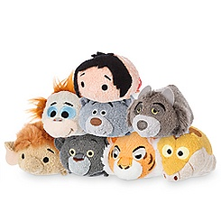 The Jungle Book Mini ''Tsum Tsum'' Plush Collection