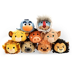 The Lion King Mini Tsum Tsum Plush Collection