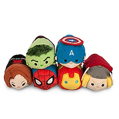 Marvel Universe ''Tsum Tsum'' Mini Plush Collection