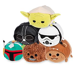 Star Wars Medium ''Tsum Tsum'' Plush Collection