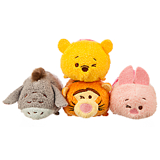 Winnie the Pooh and Friends ''Tsum Tsum'' Mini Plush Collection