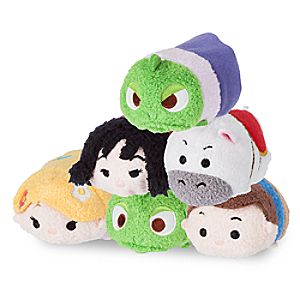 Tangled Mini ''Tsum Tsum'' Plush Collection