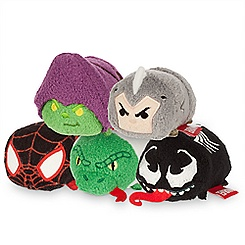 Spider-Man Mini ''Tsum Tsum'' Plush Collection