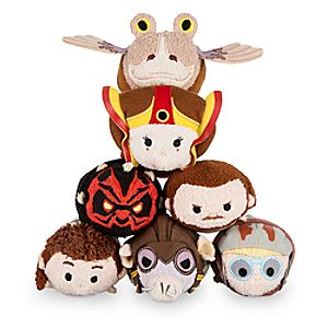 Star Wars: The Phantom Menace Mini ''Tsum Tsum'' Plush Collection