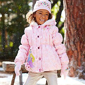 Disney Princess Warmwear Collection for Kids