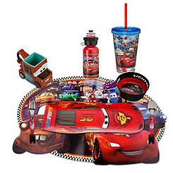 Cars Meal Time Magic Collection