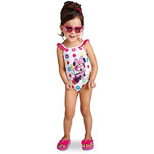 Minnie Mouse Swim Collection for Toddlers