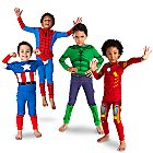 Marvel Deluxe PJ Pal Collection for Boys