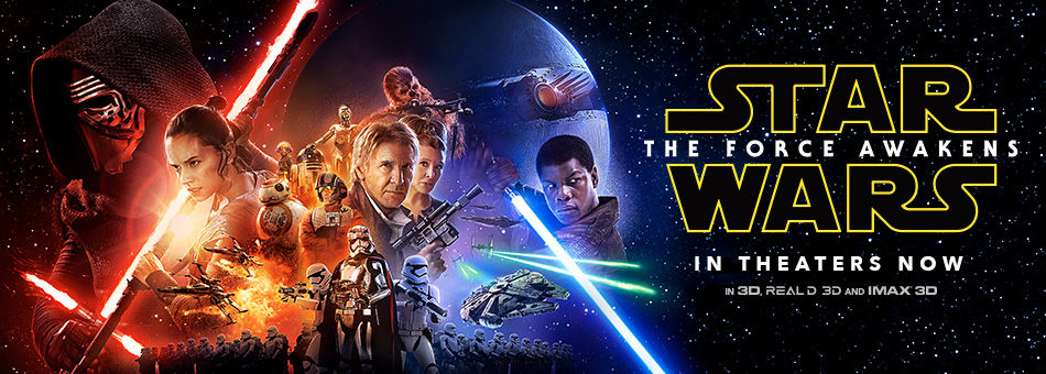 Star Wars The Force Awakens - December 18