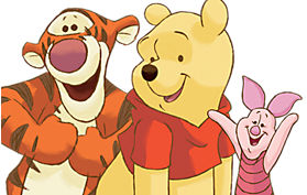 Pooh and Pals