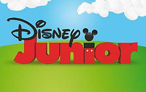 Die ganze Welt von Disney Junior