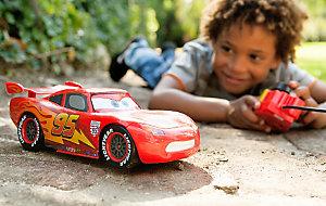 Vehículos y juguetes a radio control