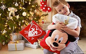 Sacchi e calze di Babbo Natale